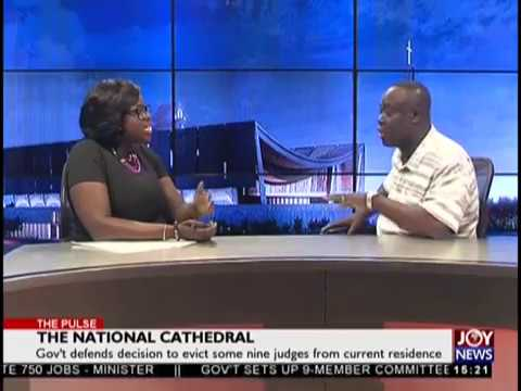 The National Cathedral - The Pulse on JoyNews (27-8-18)