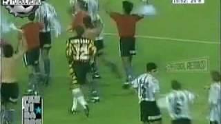 Argentina 2 Vs Brasil 0 Mundial Sub 20 Malasia 1997  FUTBOL RETRO TV