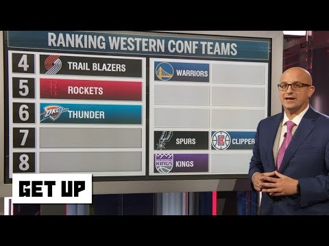 How the Warriors could miss the Western Conference playoffs next season | Get Up