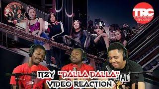 """ITZY """"Dalla Dalla"""" Music Video Reaction"""