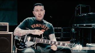 Tiger Army's Nick 13 on his Gretsch Guitar Collection
