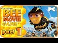 Bee Movie Game Walkthrough Part 1 pc Ps2 X360 No Commen