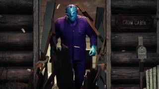 Friday the 13th The Game - Content Update #1 NEW JASON SKIN