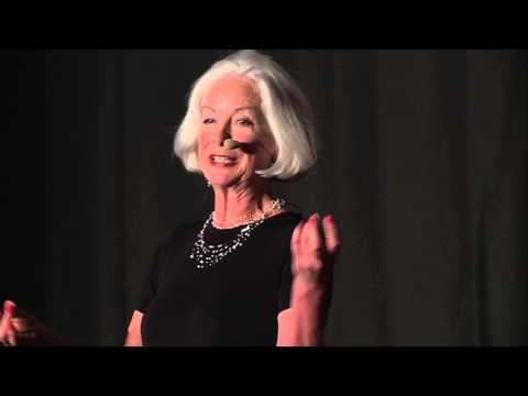 Dare to Question Why We Are So Afraid of Getting Older: Scilla Elworthy at TEDxMarrakesh 2012