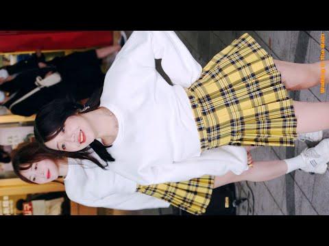 여성댄스팀 투유(To You)(채원) - 나랑 사귈래_다이아 (홍대거리버스킹)(직캠)