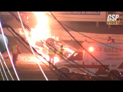 358 Modifieds - 6/9/2018 - Flip & Fire At Grandview Speedway
