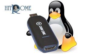 Elgato Cam Link 4k и Linux. Видеозахват. Оборудование для стрима. OBS Studio.
