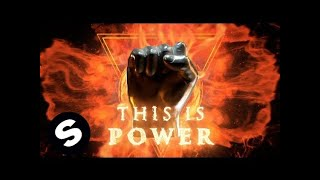 Hardwell & KSHMR - Power (Lyrics)