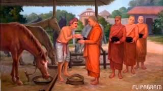 Life of Prince Siddhartha enlightened lord Buddha!!