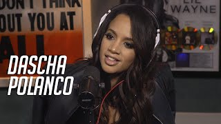 Hot 97 - Dascha Polanco Talks Working With Jennifer Lawrence + Wanting to Date a Rapper!
