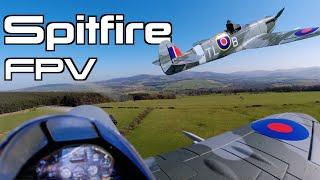 Spitfire FPV Maiden ???? ????????