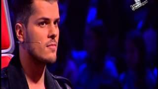 Bianca Barros   Listen de Beyoncé   Provas Cegas   The Voice Portugal