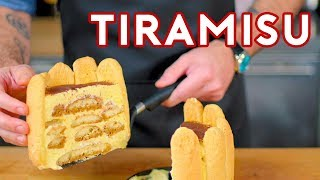 Binging with Babish: Tiramisu from Superbad