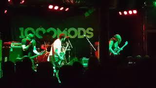 1000Mods - El Rollito (live @ Klubi, Tampere) HD