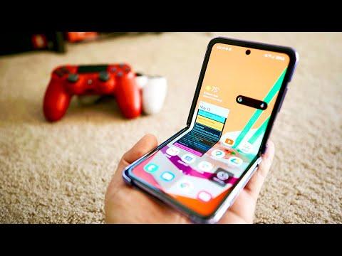 External Review Video J72_7wxxgis for Samsung Galaxy Z Flip Smartphone