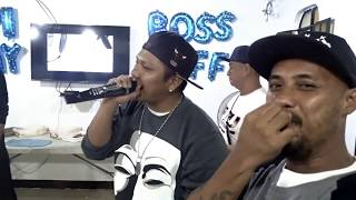 FREESTYLE SESSION LIVE; J-SKEELZ, SMUGGLAZ, MIKE KOSA, ZAITO