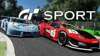 FIA Nations Cup Vorrunde / Huracan GT3 @ Monza - GRAN TURISMO SPORT ONLINE   Lets Play