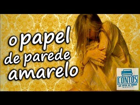 PAPEL DE PAREDE AMARELO, CHARLOTTE P. GILMAN (#66)