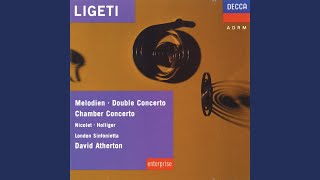 Ligeti: Melodien for Orchestra