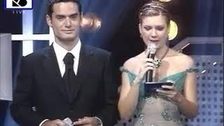 المشتركين يغنون ( روح المغنى ) الحلقة الأخيرة من برنامج سوبر ستار العرب ٢٠٠٣