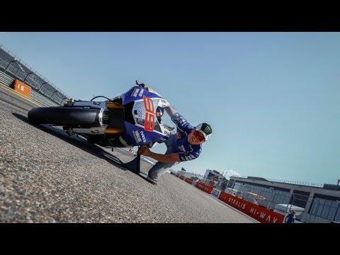 MotoGP™ Lean Angle Experience