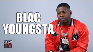 Blac Youngsta Respects Tekashi 6ix9ine Daring People to Test His Gangster (Part 5)