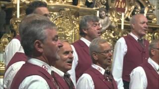 preview picture of video 'Carinthia-Chor Millstatt Es strahlen hell die Gerechten'