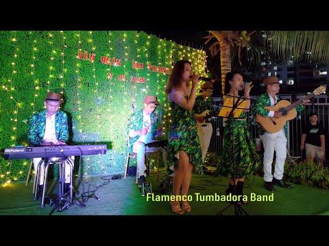 Flamenco TumBadora Band- Wedding Party- Khu Do Thi Valora Mizuki Park
