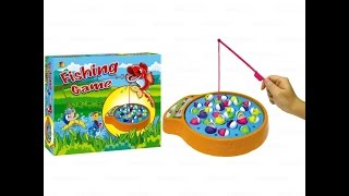 "Детская игра магнитная ""Fishng Game"" поймай рыбку"