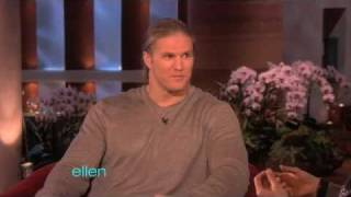 Super Bowl Champion Clay Matthews Stops By!