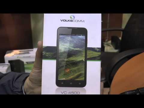VolksComm, el teléfono hecho para los guatemaltecos