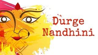 Navratri Bhajan Durge Nandhini A Devi Bhajan by Vikram Hazra