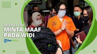 Dwi Sasono Menyesal dan Berkali-kali Minta Maaf saat Dibesuk Widi Mulia di RSKO Cibubur
