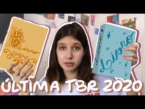 livros que eu *vou* ler até o fim de 2020