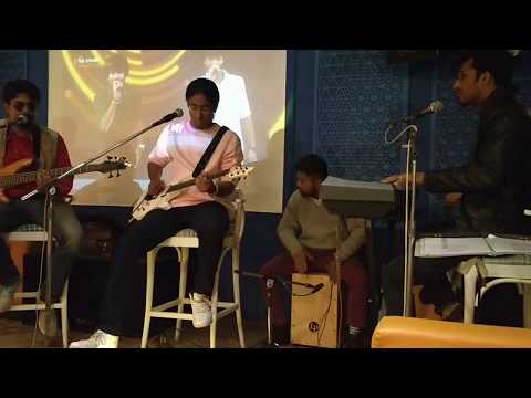 I Don't Trust Myself Loving You | John Mayer | Live Cover Version by Stefan Mathew Collective