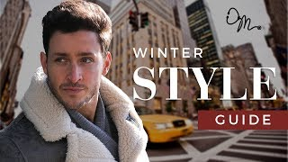 Men's Fashion Tips & Winter 2017 Style Guide | Doctor Mike - Video Youtube