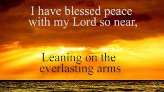 Leaning on the Everlasting Arms   Alan Jackson