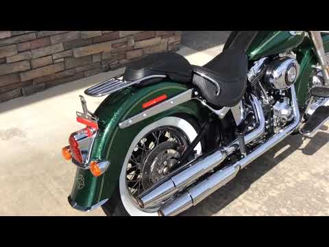 2013 Harley-Davidson Softail® Deluxe in Lowell, North Carolina