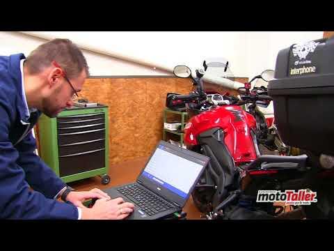 Prueba Navigator TXB de Texa para MotoTaller