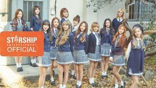 "[Preview] 우주소녀_ The 3rd Mini Album ""From. 우주소녀"""