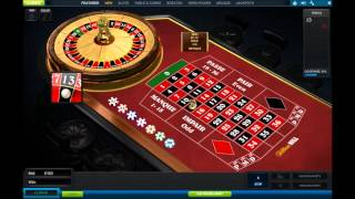 French Roulette At William Hill Online Casino