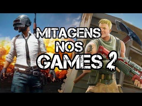 MITAGENS NOS GAMES PARTE 2