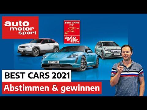 Abstimmen & gewinnen: Porsche Taycan, Skoda Enyaq & Mazda MX-30 stehen für dich bereit | BEST CARS
