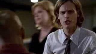 Criminal Minds - 3x07 - astrophysics, hyper matter reactor