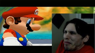 Jerma HATES Super Mario Sunshine - Jerma Highlights