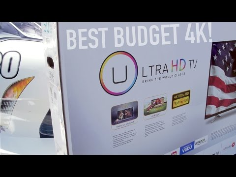 Best Budget 4K TV? 50″ Smart 4K for $599! (Hisense H7)