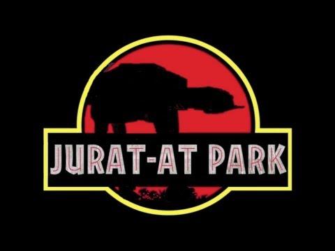 If Star Wars Was Set In Jurassic Park