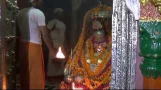 preview picture of video 'Today's (06-04-2015) Mangala aarti of Shri Hanumanji Maharaj, Ayodhya ji'