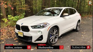 [Redline] The 2020 BMW X2 M35i is Really Just a Fast, Fun, & Sporty Tall Hot Hatch