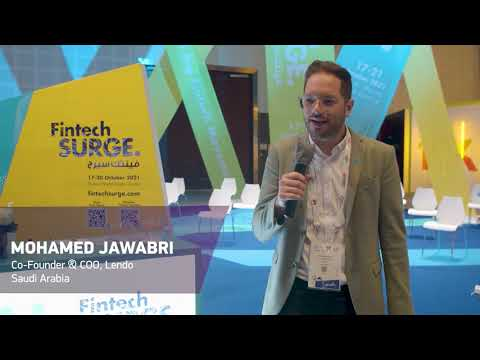 Interview with Mohammed Jawabri, Co-Founder & COO, Lendo